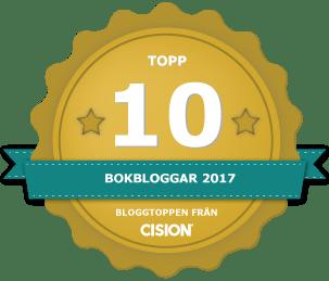 Bloggtopp bokbloggar 2017