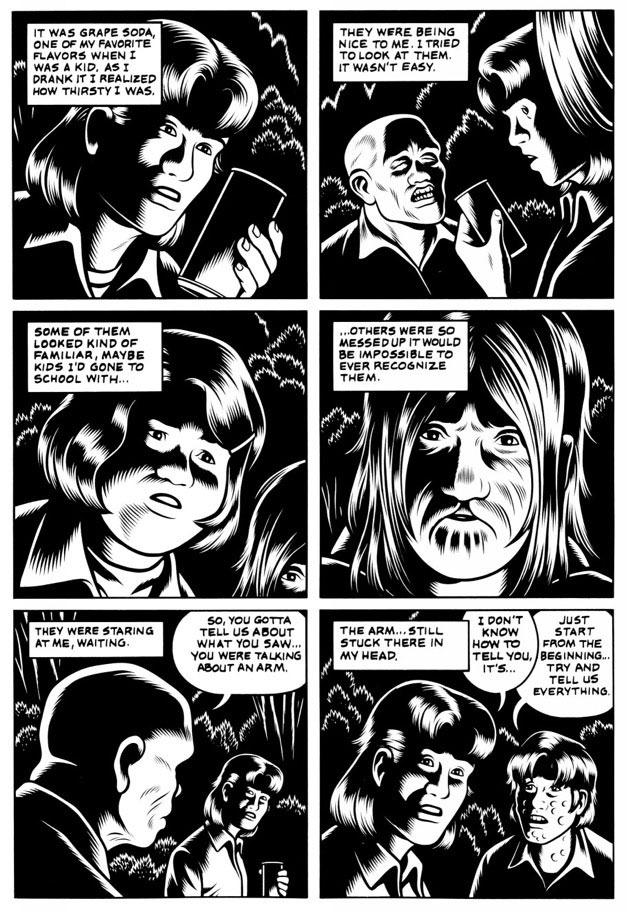 12-black-hole-05.nocrop.w710.h2147483647 Confira uma super entrevista com Charles Burns criador da graphic novel de Terror Black Hole