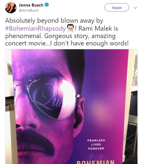 1 Bohemian Rhapsody   Primeiras reações da crítica destacam Rami Malek