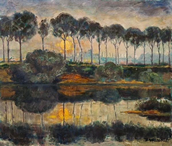 Italian Landscape Paintings Fine Art