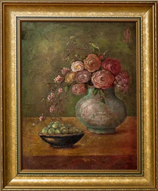 Flowers Rebecca Chemiakin Cls Fine Art
