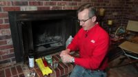 Video: How to Get a Smoke Smell Out of a Fireplace | eHow