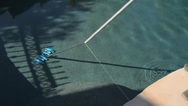 Video: Draining a Pool With Broken Glass   eHow