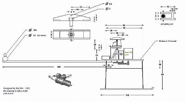hexacopter wiring schematic