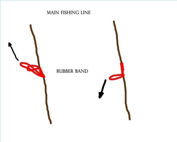 Patterns Rubber Band Bracelet