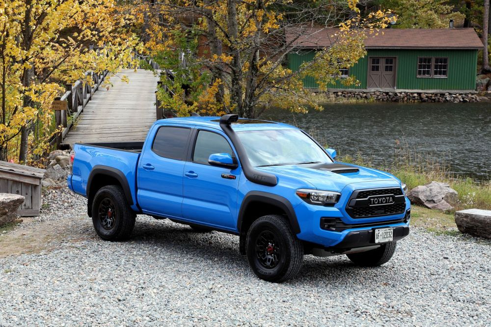 medium resolution of 2019 toyota tacoma trd pro 09