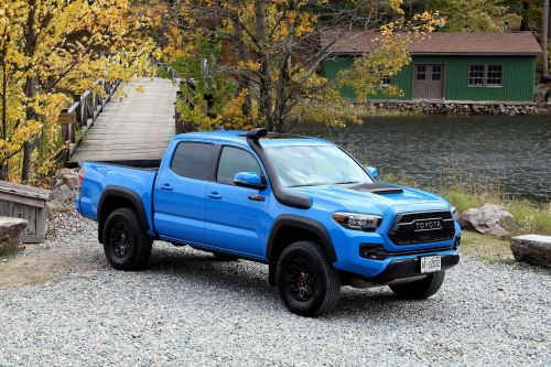 small resolution of 2019 toyota tacoma trd pro 09
