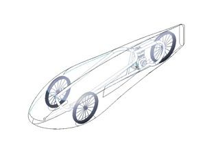 "Student engineers aim to design ""super mileage"" vehicle of"