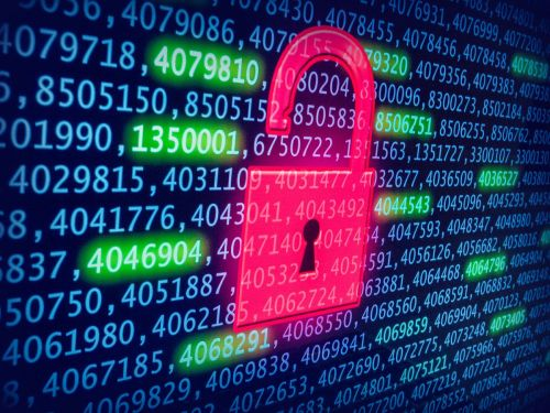 small resolution of data encryption