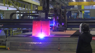 Columbia First Cut of Steel