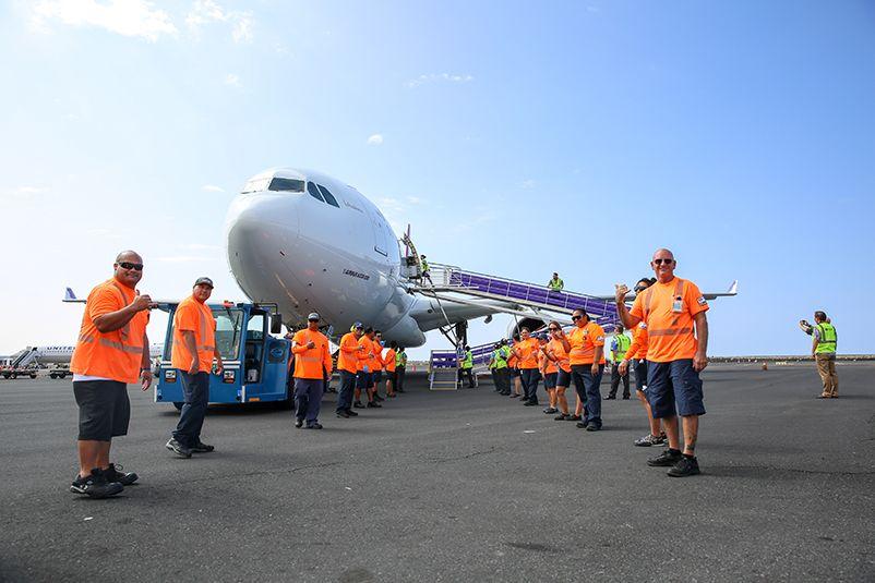 Hawaiian Airlines recruiting at Kona International Airport  Hawaiian Airlines  Newsroom