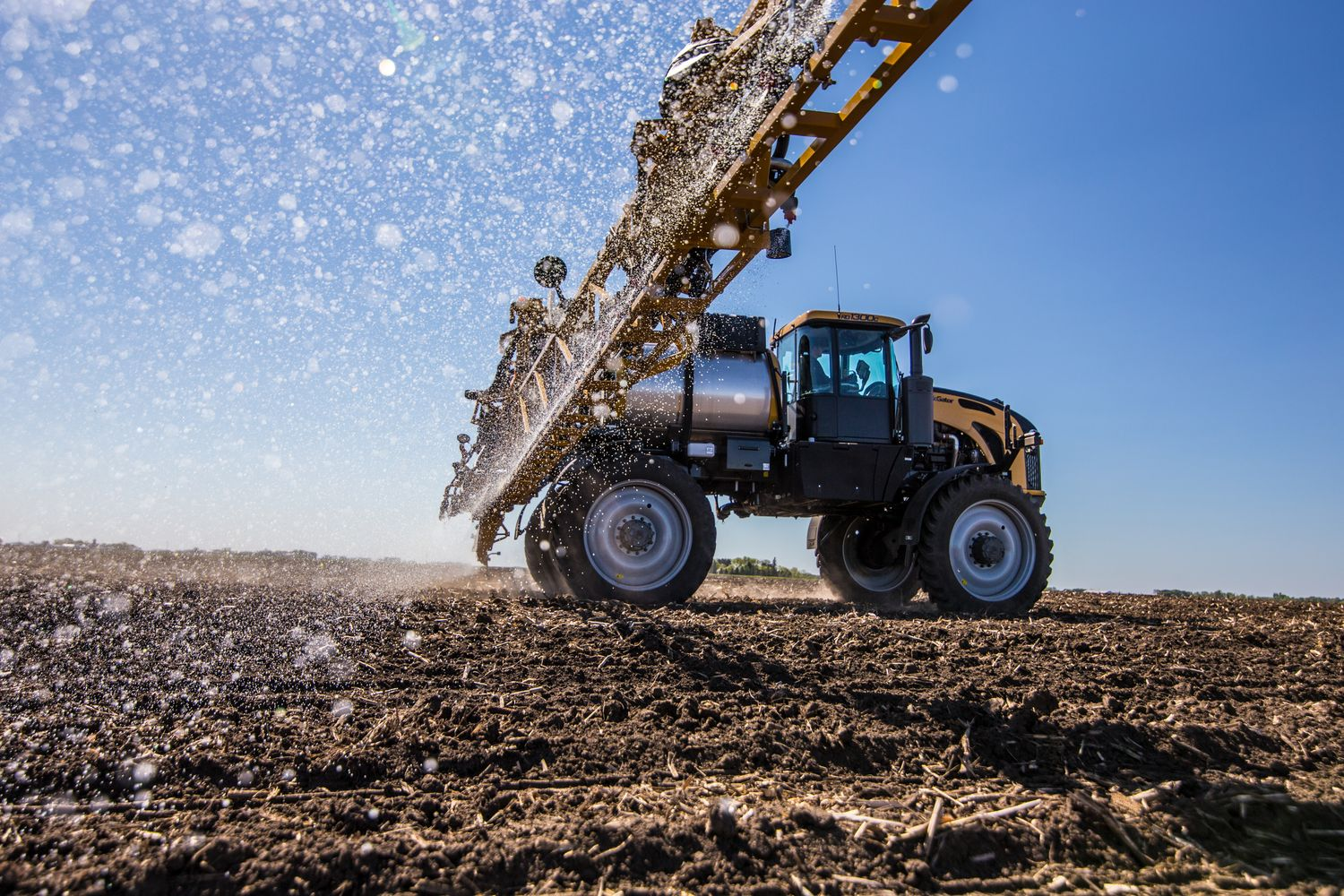 hight resolution of rogator 1300 c series expand