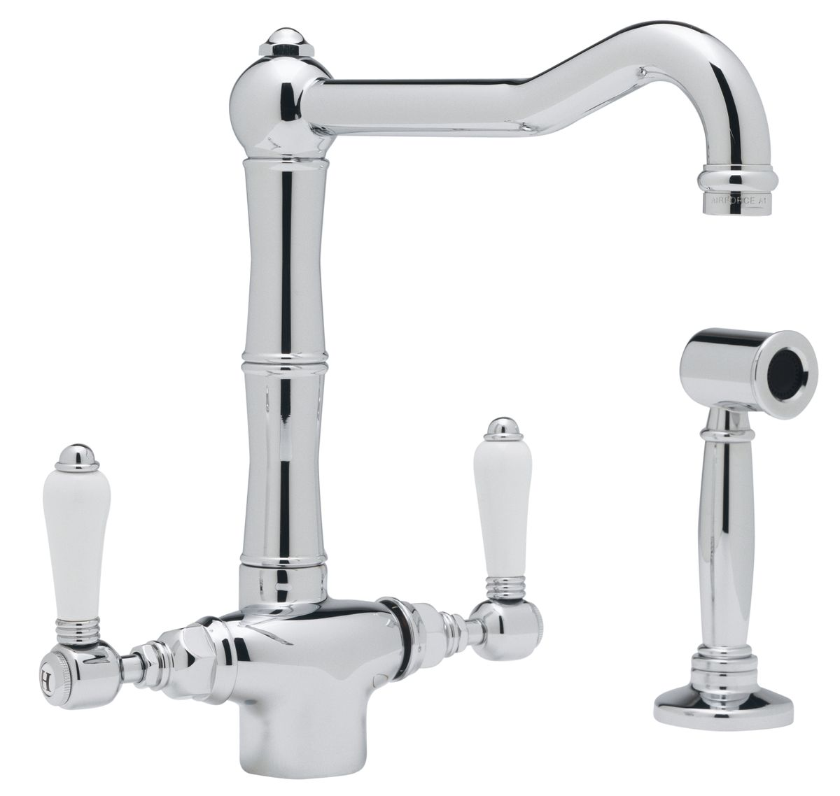 rohl country kitchen faucet angled cabinets gallery faucets and fixtures pressroom