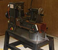 Used Stubby Lathe For Sale