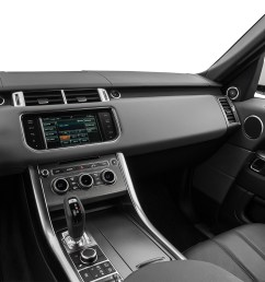 2015 land rover range rover sport 4wd 4 door supercharged center console passenger side [ 1280 x 960 Pixel ]