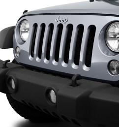 2015 jeep wrangler 4wd 2 door altitude close up of grill [ 1280 x 960 Pixel ]