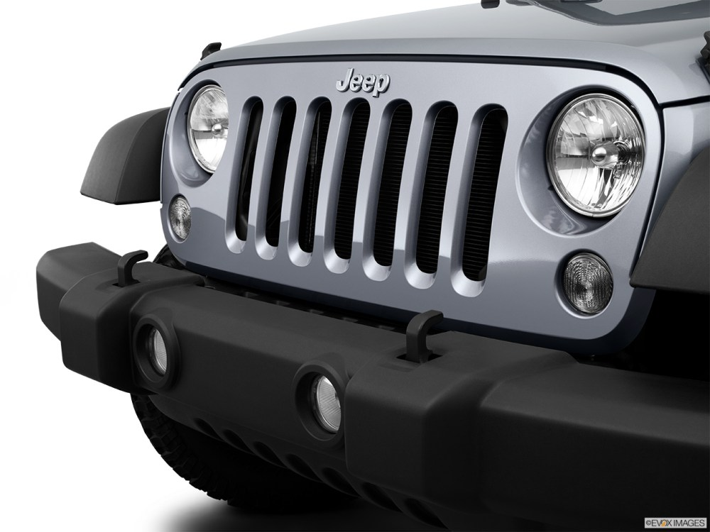 medium resolution of 2015 jeep wrangler 4wd 2 door altitude close up of grill