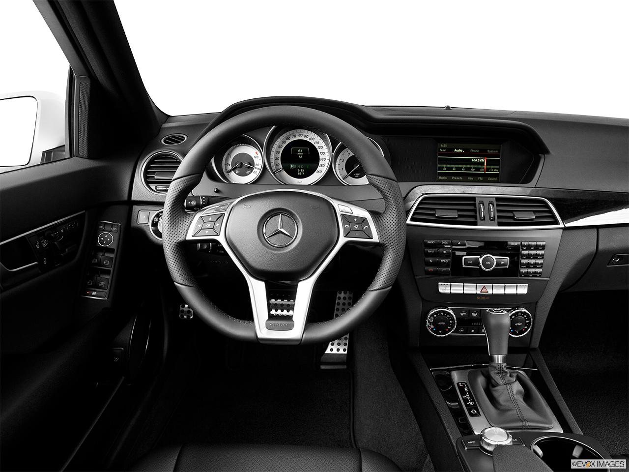2014 MercedesBenz CClass Sedan C300 Luxury 4MATIC