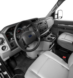 2015 ford econoline commercial chassis e 350 stripped chassis 138 interior hero driver s [ 1280 x 960 Pixel ]