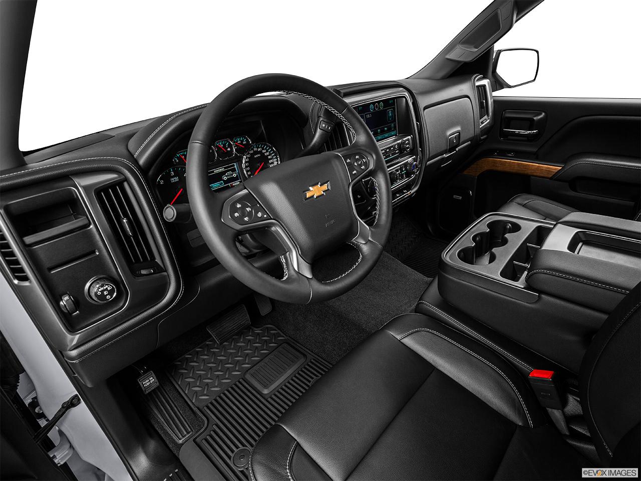 2016 Chevrolet Silverado Ltz Interior Design Auto Electrical
