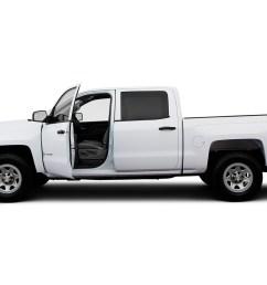 2015 chevrolet silverado 1500 4wd crew cab 143 5 ltz w 2lz driver s side profile [ 1280 x 960 Pixel ]