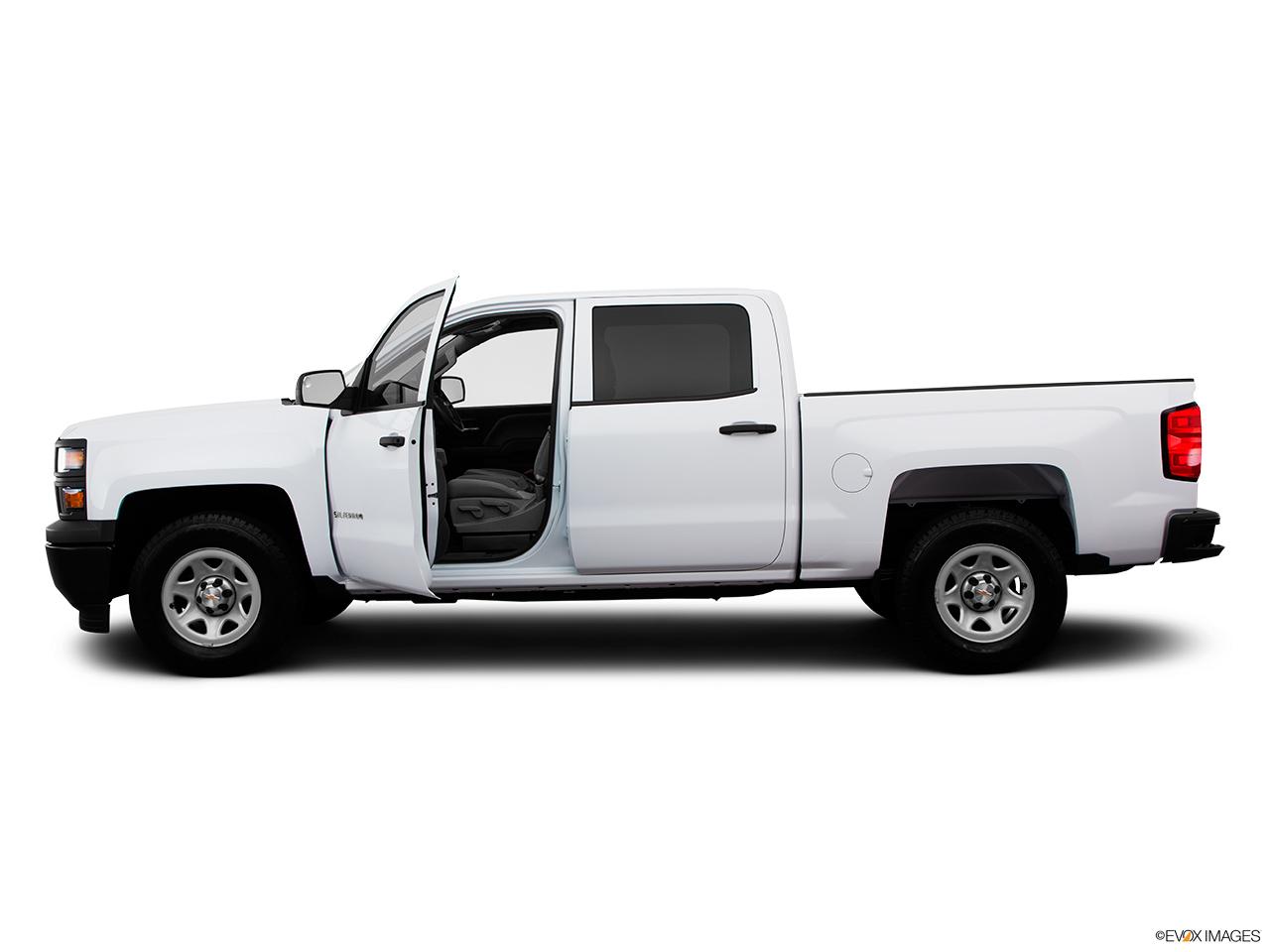 hight resolution of 2015 chevrolet silverado 1500 4wd crew cab 143 5 ltz w 2lz driver s side profile