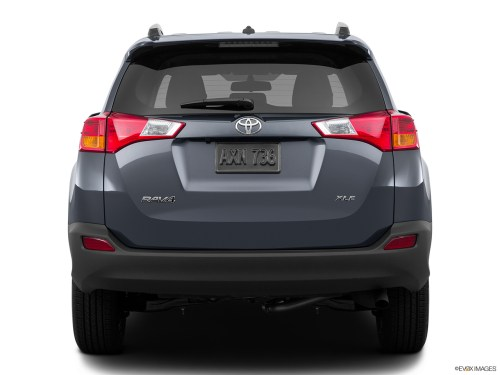 small resolution of 2015 toyota rav4 fwd 4 door xle low wide rear