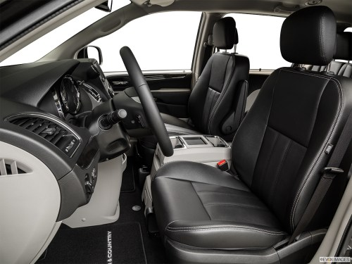 small resolution of 2015 chrysler town country 4 door touring wagon front seats from drivers side
