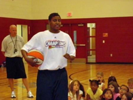 Basketball Coach in Phoenix. AZ | Bridget P. | CoachUp