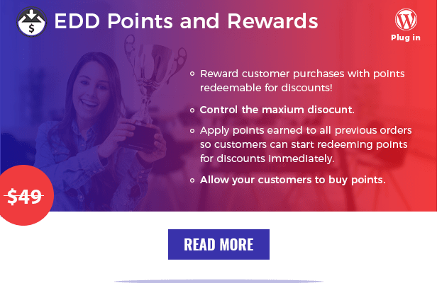 edd points and rewards