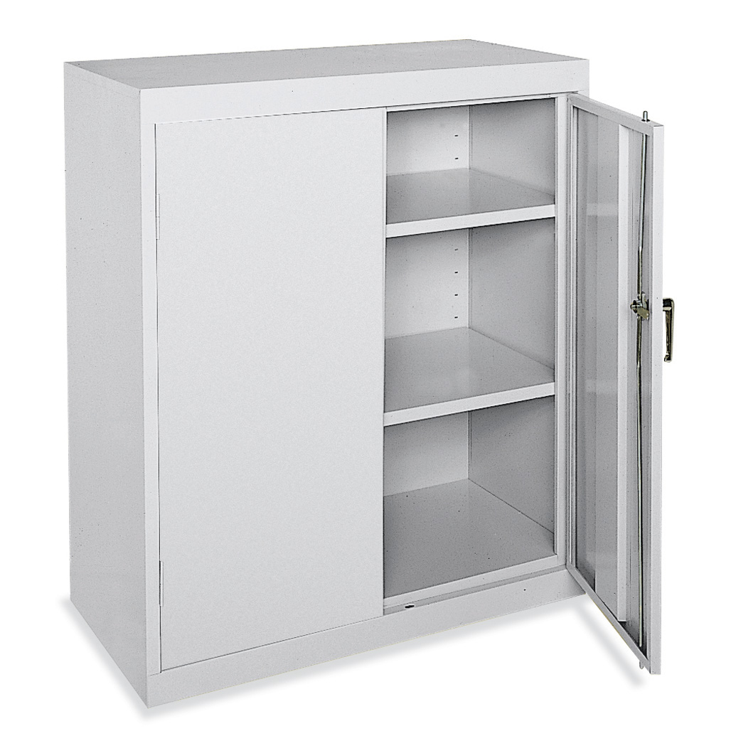 Storage Cabinet Counter Height  Office Furniture Store
