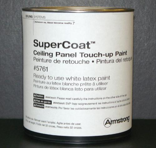 armstrong supercoat ceiling panel touch
