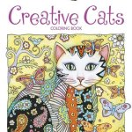 Creative Cats - Creative Haven colouring book