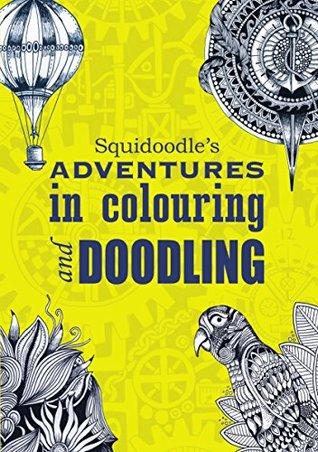 Squidoodle's Adventures in Colouring