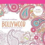Colouring For Mindfulness Bollywood Book