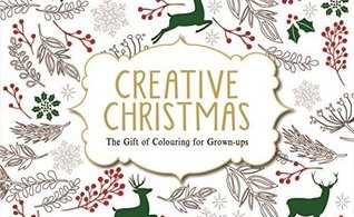 Creative Christmas Coloring Book for adults