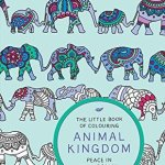 Little Book of Colouring - Animal Kingdom