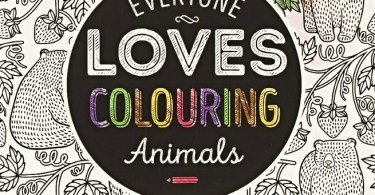 Everyone Loves Colouring Animals