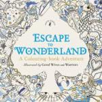 Escape To Wonderland Colouring Book