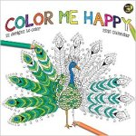 ColorMeHappy2016Calendar - Colleen Colored Pencils - Neon 72 pc