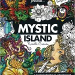 PercyPresentsMysticIsland - Colouring for Mindfulness - Bollywood:  Adult Coloring Book Review