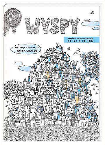 wyspy - Wyspy (Islands) Coloring Book Review