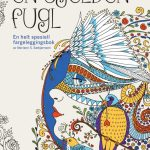 ensjeldenfugl - Jim Shore Angel Coloring Book Review