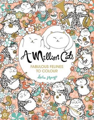 amillioncats 2 - A Million Cats - Fabulous Felines to Colour Review
