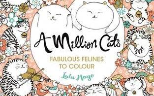 amillioncats 2 - Floribunda Coloring Book Review