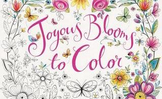 Joyousblooms - Hidden Nature - A Colouring Escape For Grown Ups