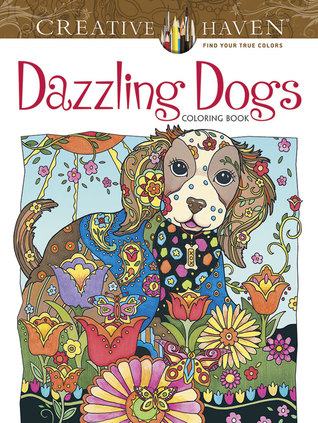 DazzlingDogs - Dazzling Dogs - Coloring Book Review