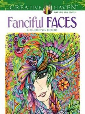 fancifulfaces - Fanciful Faces - Coloring Book Review