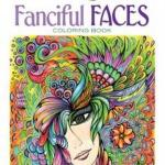 fancifulfaces - Whimsical Gardens - Adult Coloring Book