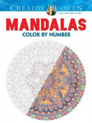 mandalascolorbynumber - Mandalas - Color By Number